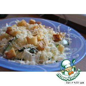 Рецепт: Салат из ирландского паба