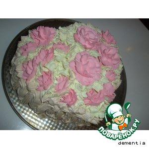 Торт Полосатый