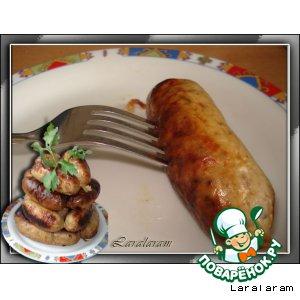 Рецепт: Немецкие колбаски-карри и соус карри