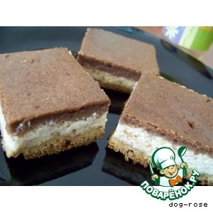 Рецепт: Торт «Айершекке»