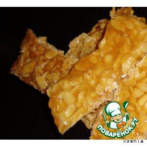 Рецепт: Козинаки или нугатин