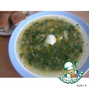 рецептурам приготовление полевого супа