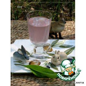 Рецепт: Напиток от зайчика