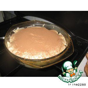 Рецепт: Быстрый десерт А-ля тирамису