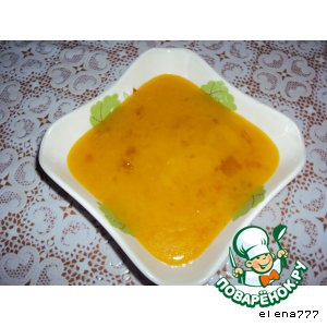 Рецепт: Мармеладная глазурь
