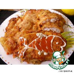 Рецепт: Пангасиус пикантный