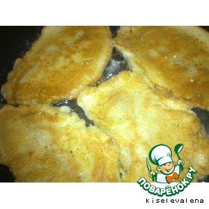 Рецепт: Филе тилапии в кляре