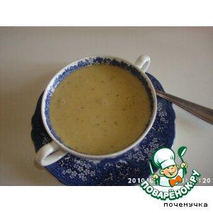 Рецепт: Сырно-луковый суп  для xsenia