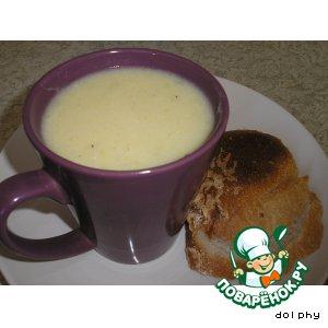 Рецепт: Крем-суп из кабачков
