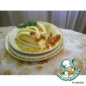 Рецепт: Соло-лазанья