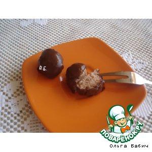 Рецепт: Шоколадные сырки