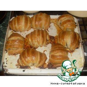 Рецепт: Куриные окорочка по-парижски Мумия