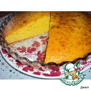 Рецепт: Пирог-кекс