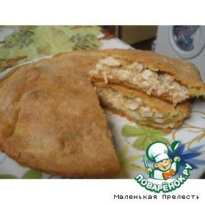 Рецепт: Пирог с курицей