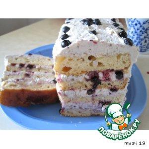 Торт Воскресенье