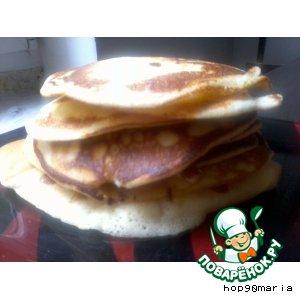 Рецепт Американские блинчики - American Pancakes
