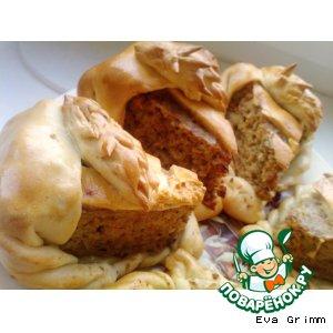 Рецепт: Пирог мясной № 2