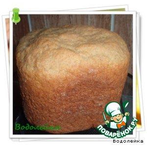 Рецепт: Хлеб с цветочной пыльцой