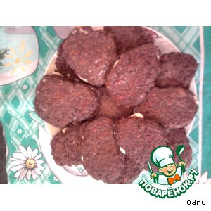 Рецепт: Печeночные оладушки