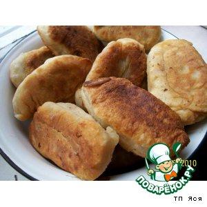 """Рецепт: Пирожки """"Адамовские"""""""