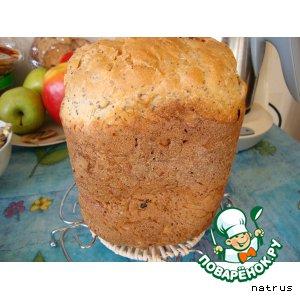 """Хлеб к чаю """"Гузель"""" – кулинарный рецепт"""