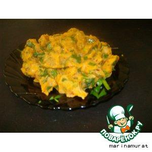 Рецепт: Пататес кeфтеси - картофельные кeфте