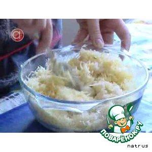 Рецепт: Крокеты рыбные