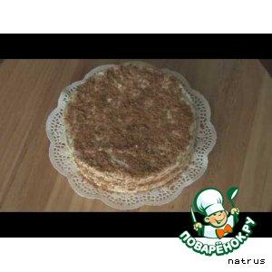 "Рецепт: Торт ""Наполеон"""