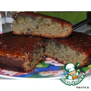 Рецепт: Пирог Трухлявый пень