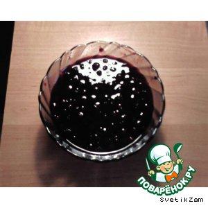 Рецепт: Варенье из черной смородины и ирги, черной смородины и белой