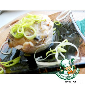 Рецепт: Закусочные тарталетки из индейки