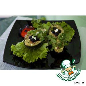 Рецепт: Рецепт красоты из авокадо