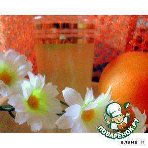 Рецепт Апельсиново-мятный лимонад