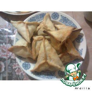 Рецепт: Самса по-китайски