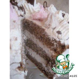 Торт День Святого Валентина