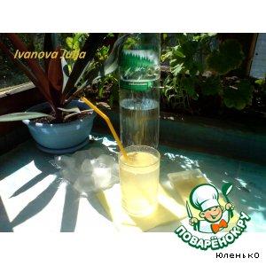 Рецепт: Холодный лимонад