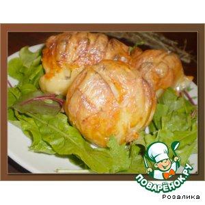Рецепт: Картофель гассель
