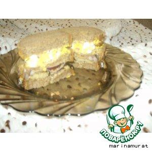 Рецепт: Иракский сэндвич Сабиах