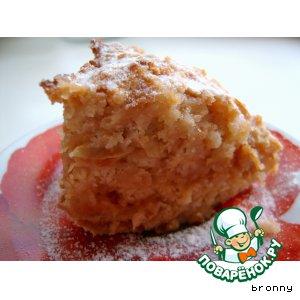 Рецепт: Варшавский яблочный пирог