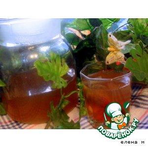 Рецепт: Фруктовый компот Сказочный аромат