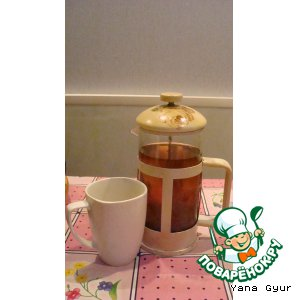 """Рецепт: Фито-чай """"Аромат степей"""""""