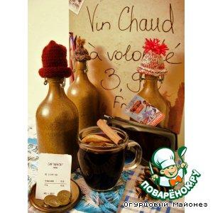 "Рецепт: Горячее вино Vin chaud ""Apres Ski"""