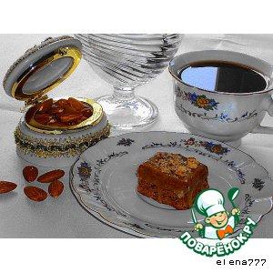 """Рецепт: Медовые птифуры с финиками """"Petits-fours au miel et dattes"""""""