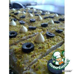 Рецепт: Закусочные пирожные Восторг