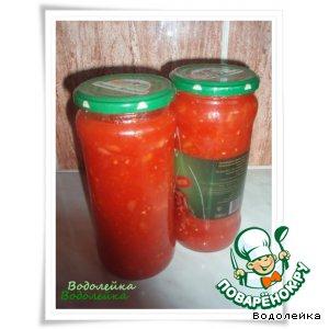 Рецепт: Конфитюр из помидоров