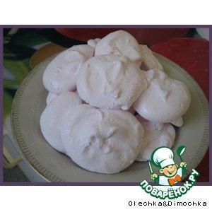 Рецепт: Зефир на агаре (агар-агаре)