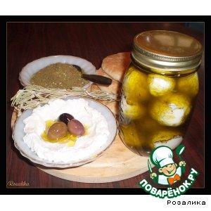Рецепт: Лабанэ-мягкий сыр