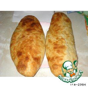 Рецепт: Итальянский хлеб
