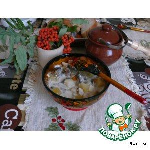 Рецепт: Овощи в горшочках Осенний сезон