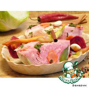 Sauerkraut in Armenian